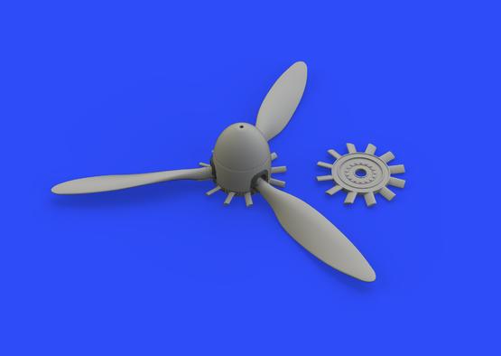 Fw 190A propeller 1/48  - 2