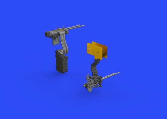 Pe-2 UBT guns 1/48  - 2