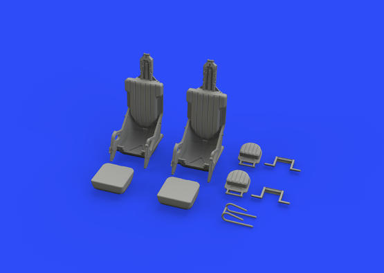 L-29 ejection seats 1/48  - 2