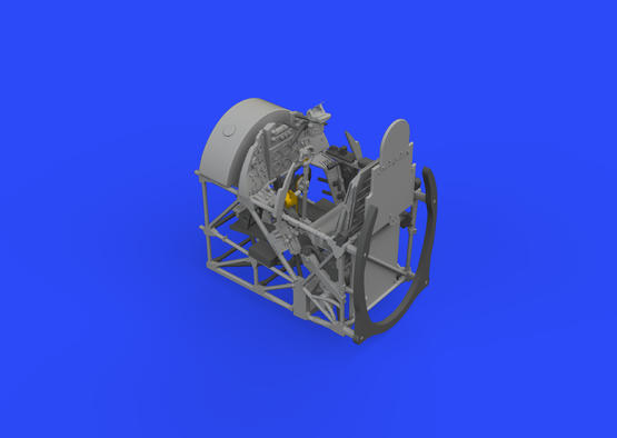 Tempest Mk.V cockpit 1/48  - 2
