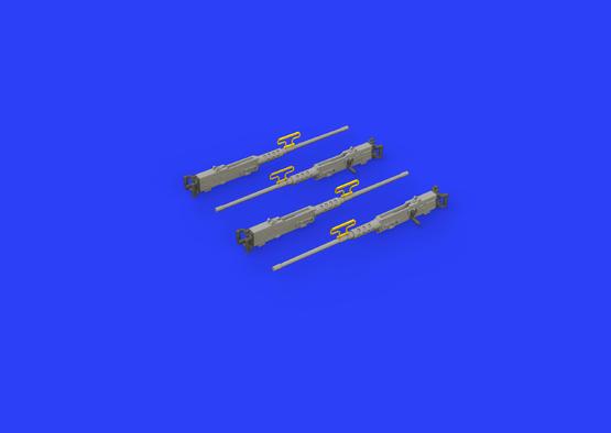 M2 Brownings w/handles 1/48  - 2