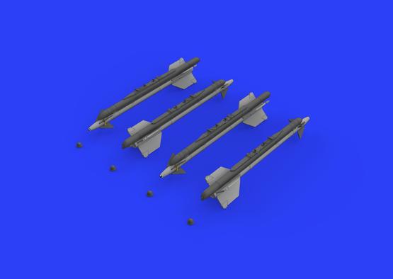 R-13M missiles 1/48  - 2