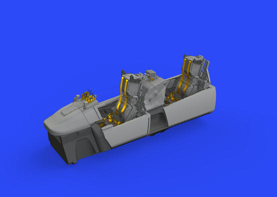 F-14D кабина 1/48  - 2