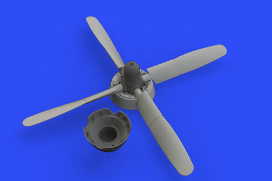 P-51D винт Hamilton Standard 1/48  - 2