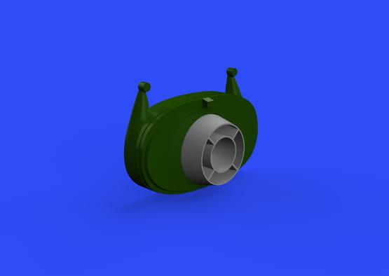 テンペスト Mk.V インテークリング 1/48  - 2