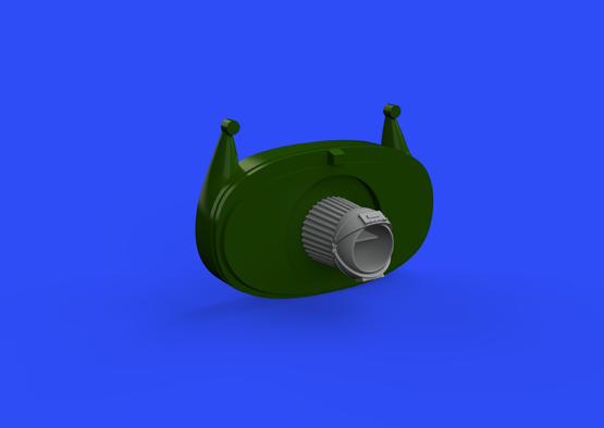 Tempest Mk.V dust filter w/ eyelid 1/48  - 2