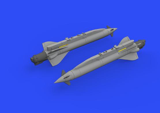 Kh-23M missiles 1/48  - 2