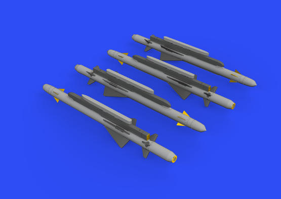 ALARM missiles 1/48  - 2