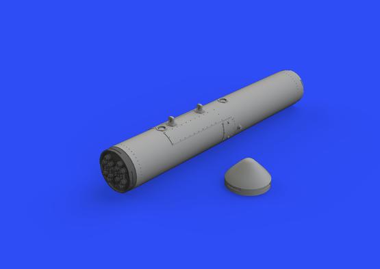 SUU-25 flare dispenser 1/48  - 2