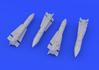 AIM-54A Phoenix 1/72 - 2/3