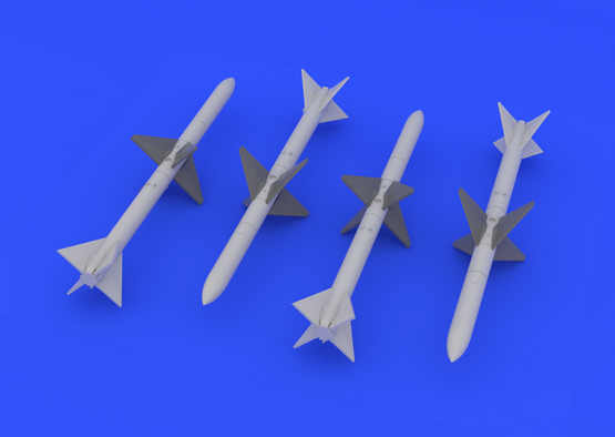 AIM-7M Sparrow 1/72  - 2