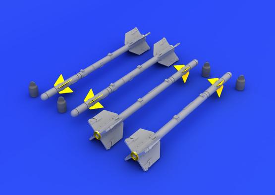 AIM-9B Sidewinder 1/72  - 2