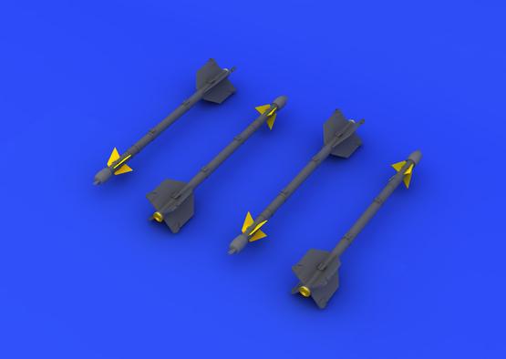 AIM-9D Sidewinder 1/72  - 2