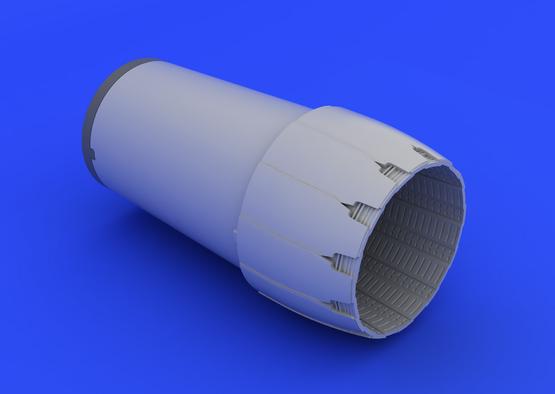 F-16CJ Block 50 exhaust nozzle 1/72  - 2