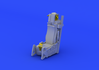 F-16CJ Block 50 ejection seat 1/72 - 2/4