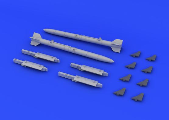 AGM-88 HARM 1/72  - 2