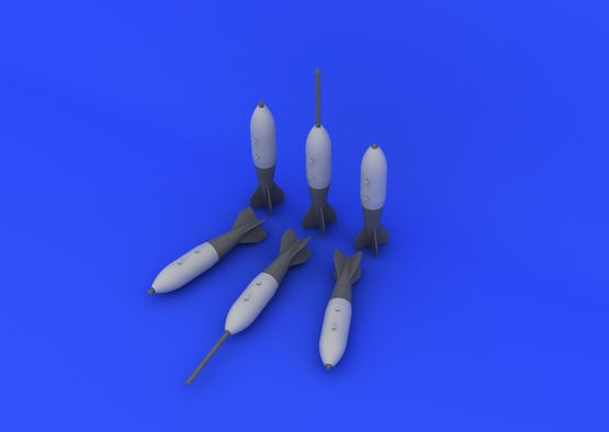 M117 bombs early  1/72 1/72  - 2