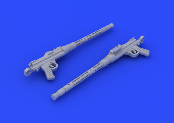 MG 81 пулемет 1/72  - 2