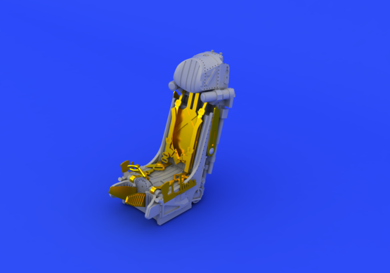 MiG-29A ejection seat  1/72 1/72  - 1