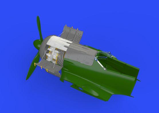 Fw 190A-5 engine 1/72  - 2