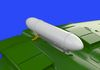 Spitfire подвесной бак 1/72 - 2/3