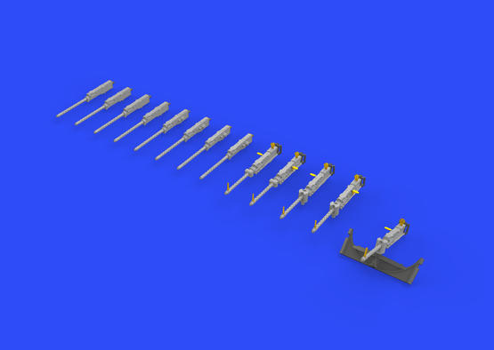 B-17G guns  1/72 1/72  - 2