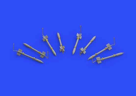 FFAR rockets 1/72  - 2