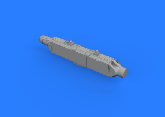 AN/ALQ-131 (shallow) ECM pod 1/72  - 2