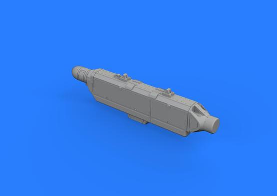 AN/ALQ-131 (deep) ECM pod 1/72  - 2