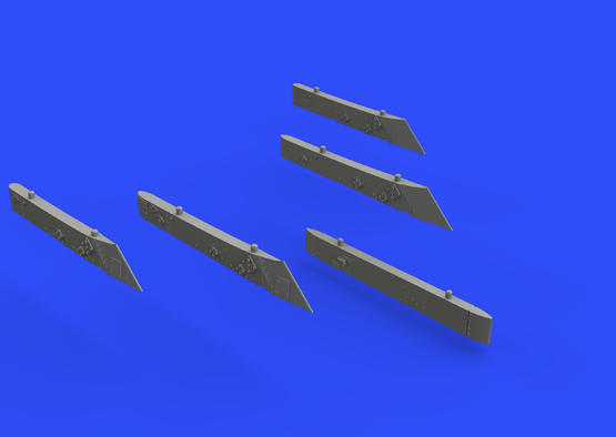 MiG-21MF pylony 1/72  - 2