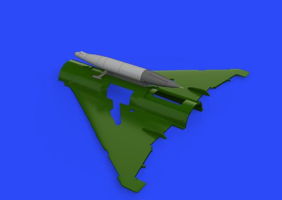SPS-141 ECM pod for MiG-21 1/72  - 2