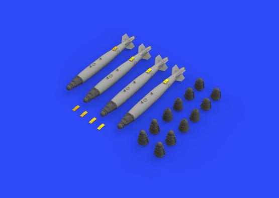 GBU-38 без термозащиты 1/72  - 2