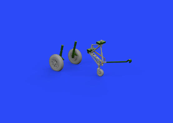 F4U wheels 1/72  - 2