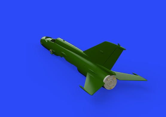 MiG-21 F.O.D. 1/72  - 2