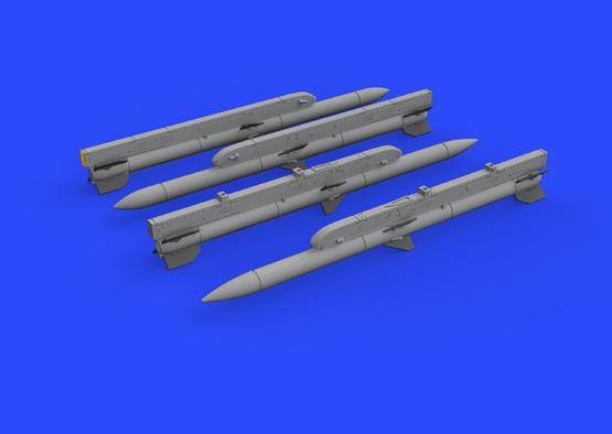 AIM-120C AMRAAM 1/72  - 2