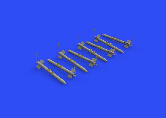 HVAR rockets 1/72  - 2