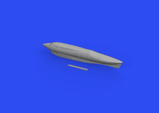 R-V pod for MiG-21 1/72  - 2
