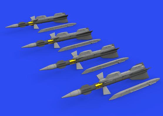 R-27R/R1 / AA-10 Alamo-A 1/72  - 2