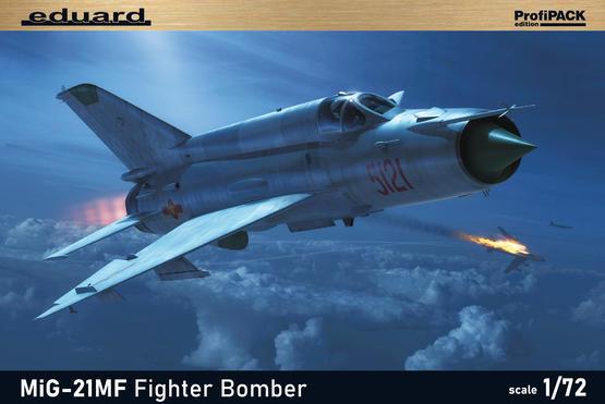 MiG-21MF Fighter-Bomber 1/72  - 2
