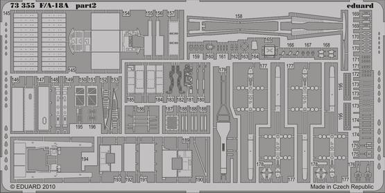F/A-18A S.A. 1/72  - 2