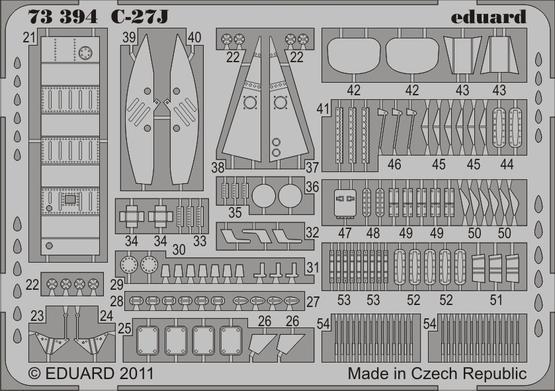 C-27J S.A. 1/72  - 2