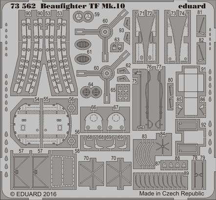 Beaufighter TF Mk.10 1/72  - 2