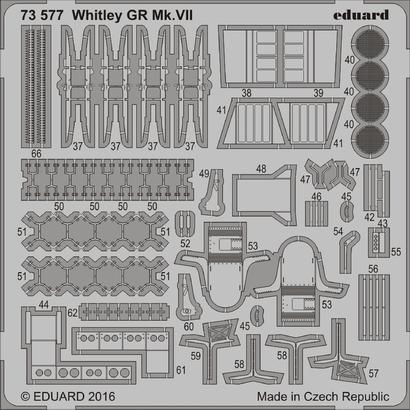 Whitley GR Mk.VII 1/72  - 2