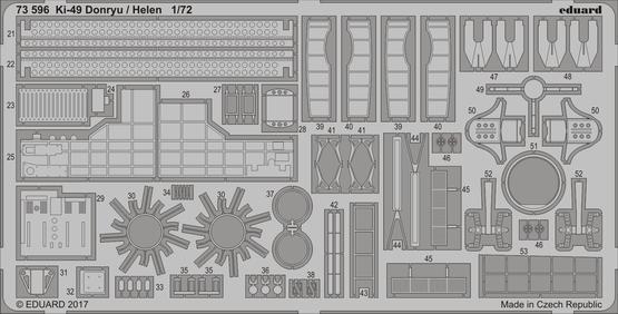 Ki-49 Donryu / Helen 1/72  - 2
