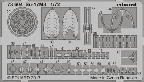 Su-17M3 1/72  - 2