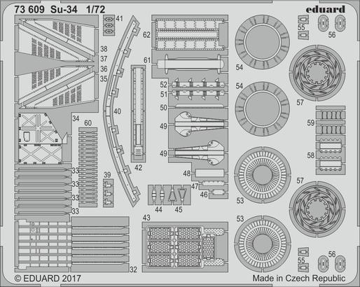 Su-34 1/72  - 2