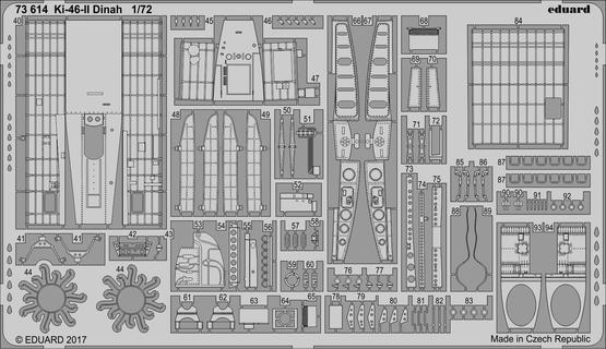 Ki-46-II Dinah 1/72  - 2