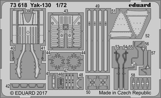 Yak-130 1/72  - 2