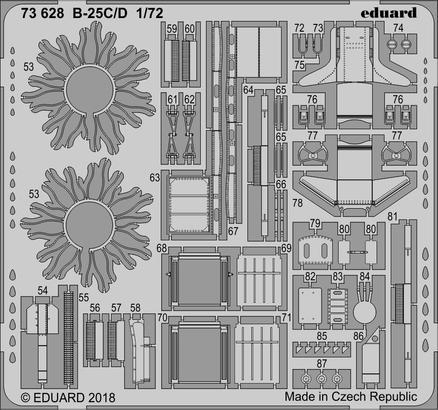 B-25C/D 1/72  - 2