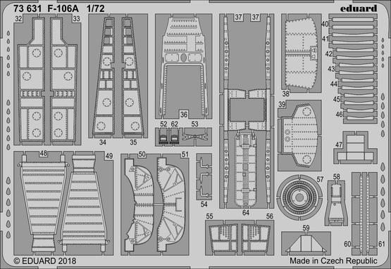 F-106A 1/72  - 2